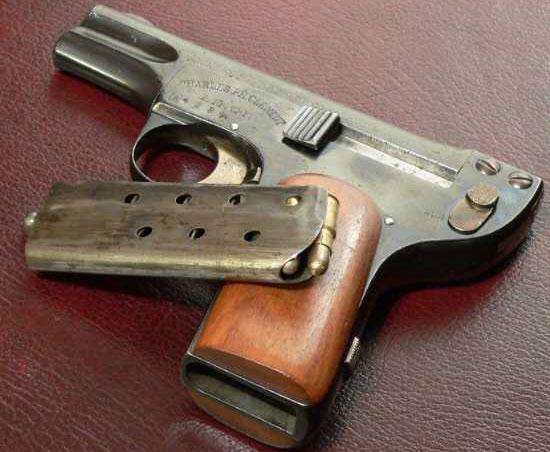Clement M 1903 калибра 5 мм