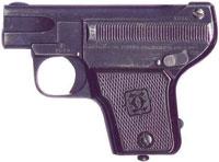Пистолет Clement M 1907