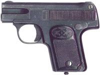 Пистолет Clement M 1908