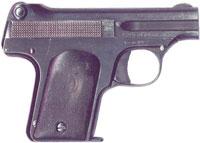Пистолет Clement M 1909