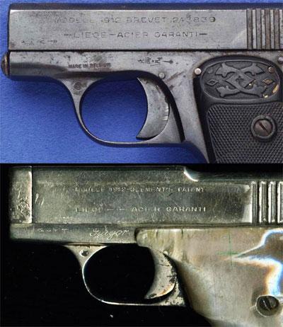Clement M 1912 разных образцов