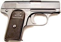 Пистолет Clement M 1912