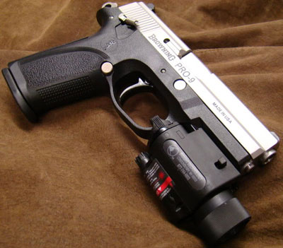 Browning PRO-9 (коммерческий вариант FNP-9)