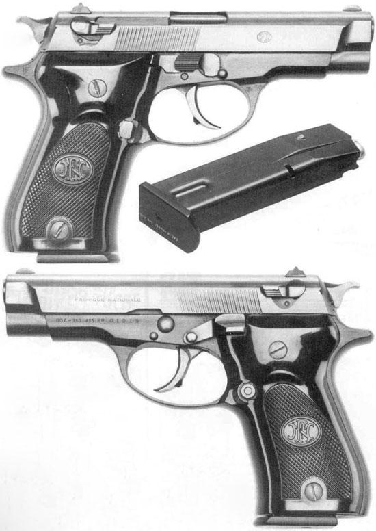 FN 140 DA калибра 7.65 мм