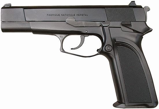 FN HP-DA / Browning BDA9