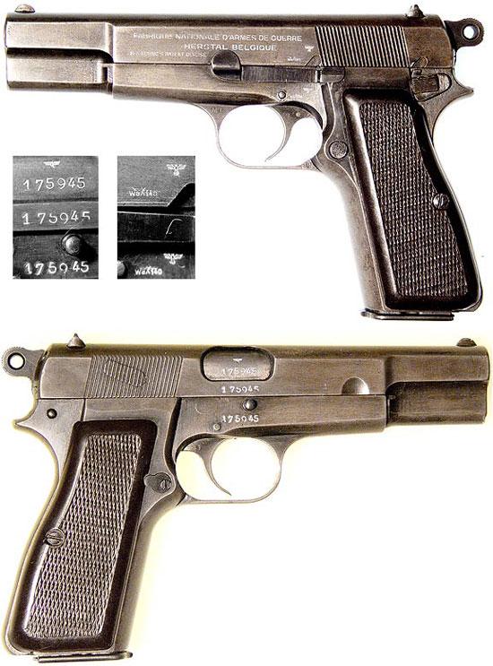 Pistole 640(b)