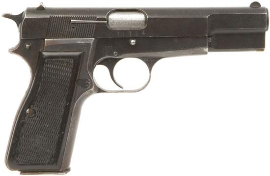 FN Browning High Power образца 1935 года