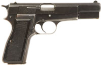Пистолет FN Browning GP-35 / P-35 / High Power / Pistole 640(b) / Mk I