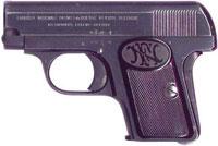 Пистолет FN Browning M 1906