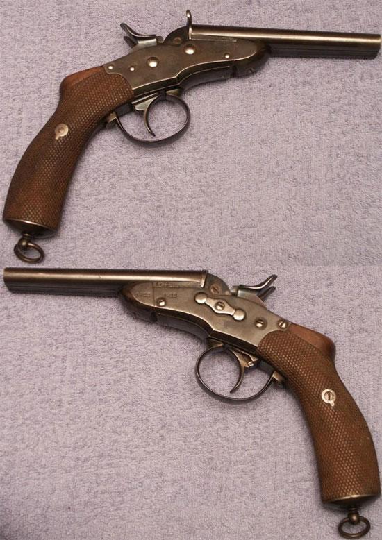 Nagant M 1877