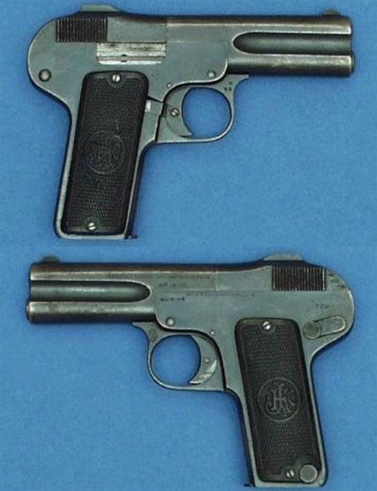 Jieffeco M 1907 калибра 7.65 мм