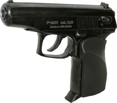 Arsenal P-M01 под патрон 9х18 мм