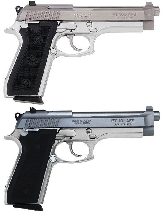 Taurus PT 100 AFS и PT 101 AFS
