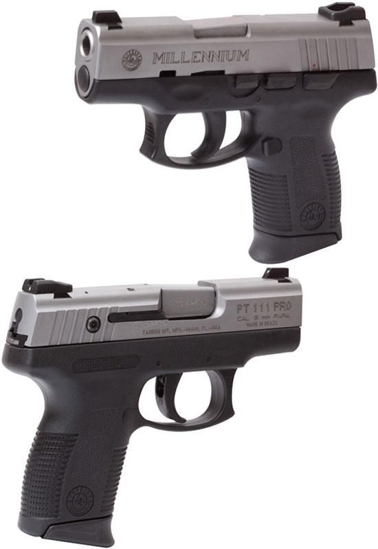 Taurus Millennium Pro PT 111SSP (3-е поколение)