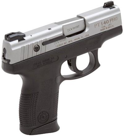 Taurus Millennium Pro PT 140SSP (3-е поколение)
