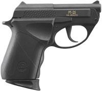 Пистолет Taurus PT 25