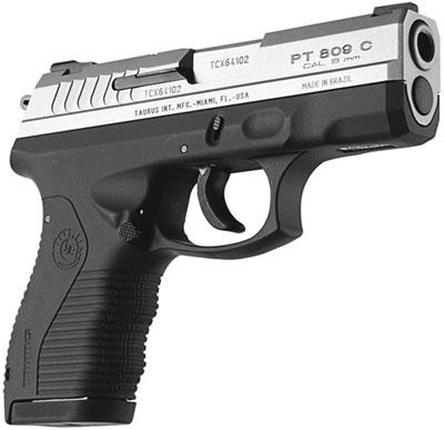Taurus PT 809 Compact