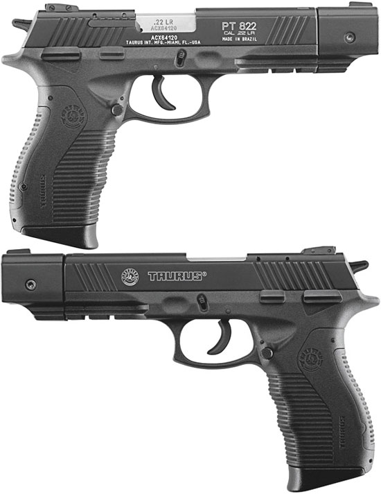 Taurus PT 822 (Long Slide)