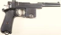 Пистолет Bergmann Bayard M 1910 / M 1910/21
