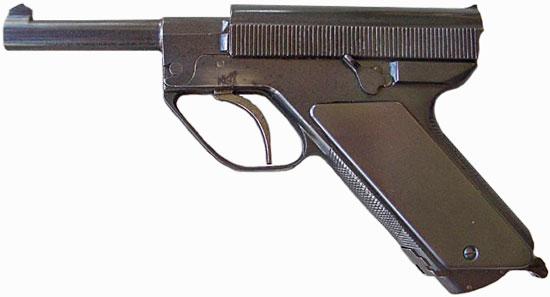 одна из модификаций Schouboe M1907 калибра 11.35 мм