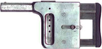 Пистолет Mitrailleuse / Le Gaulois