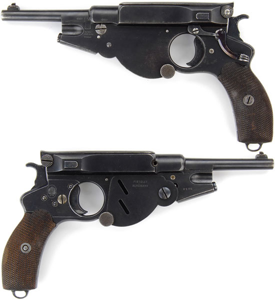 Bergmann M 1896 № 3