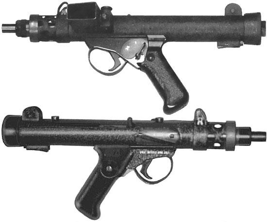 Sterling Mk VII