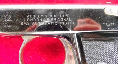Webley & Scott M 1920