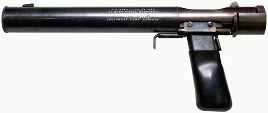 Американская модель «.32 Hand Firing Mechanism, Mod. Mk.1»