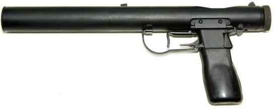 Welrod Mk I