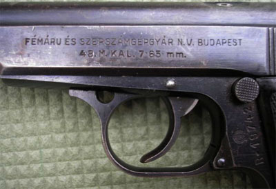 Femaru Police 48M