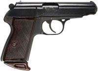 Пистолет Femaru Police 48M / Walam 48