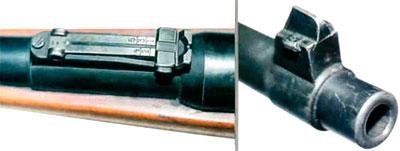 Прицельные приспособления ПТР Mauser T-Gewehr