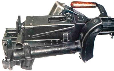 Приклад ПТР PzB 38 в сложенном положении