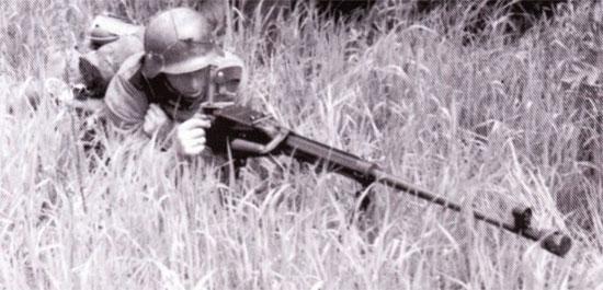 ПТР РzВ 38 при использовании