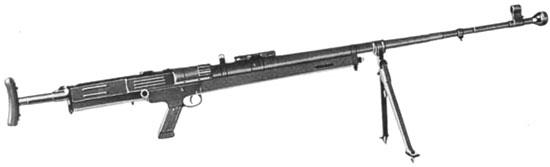 ПТР Model 41 (PzB 40 M)