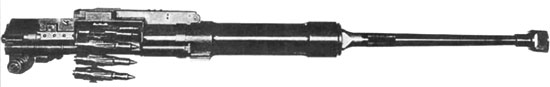 Автоматическая противотанковая пушка Mauser MK. 8202
