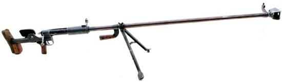 Противотанковое ружье Дегтярева ПТРД