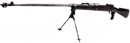 Противотанковое ружье Шолохова