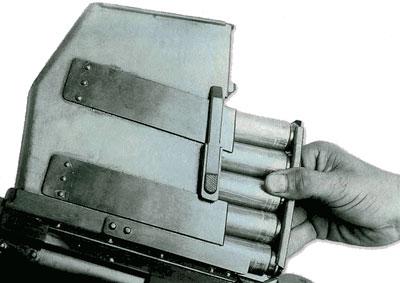 Заряжание 14.5-мм ПТР Владимирова