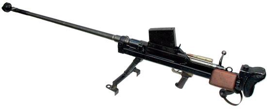 Противотанковое ружье Boys Anti-Tank rifle Mk I