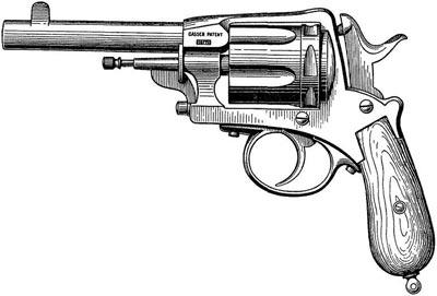 револьвер Гассера модели 1873 года