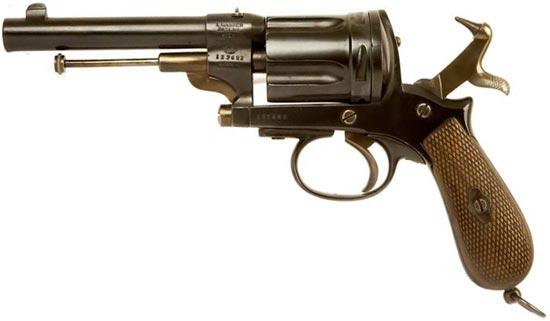 Gasser M1870/74 Montenegrin