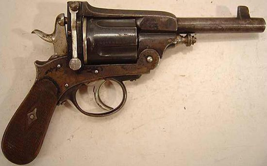 Gasser M1880 Montenegrin