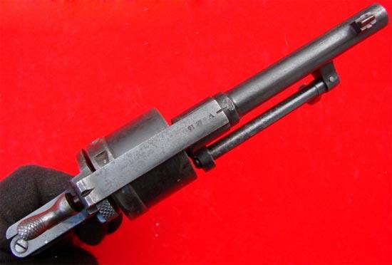 Rast-Gasser M1898 вид сверху