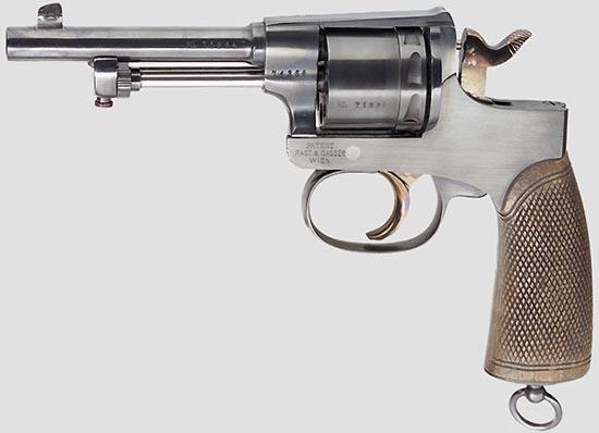 Rast-Gasser M1898
