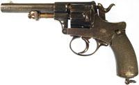 Револьвер Abadie M 1878 / M 1886