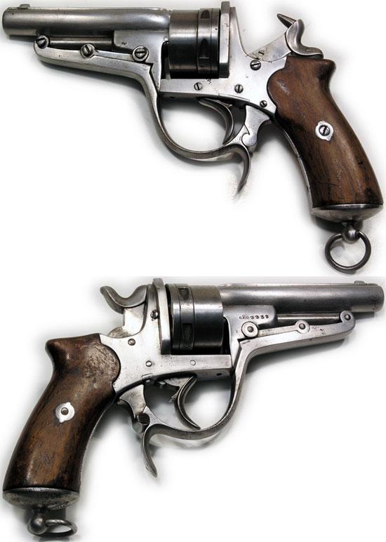 Galand M 1868 калибра 9 мм гражданского образца