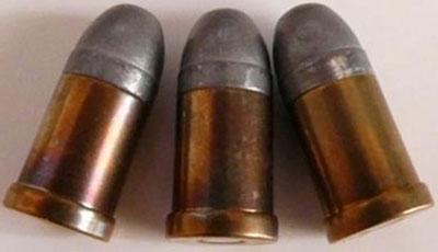 патроны, используемые в револьверах Галана