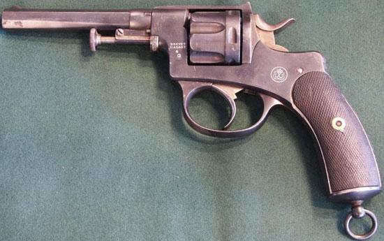 Nagant M 1878